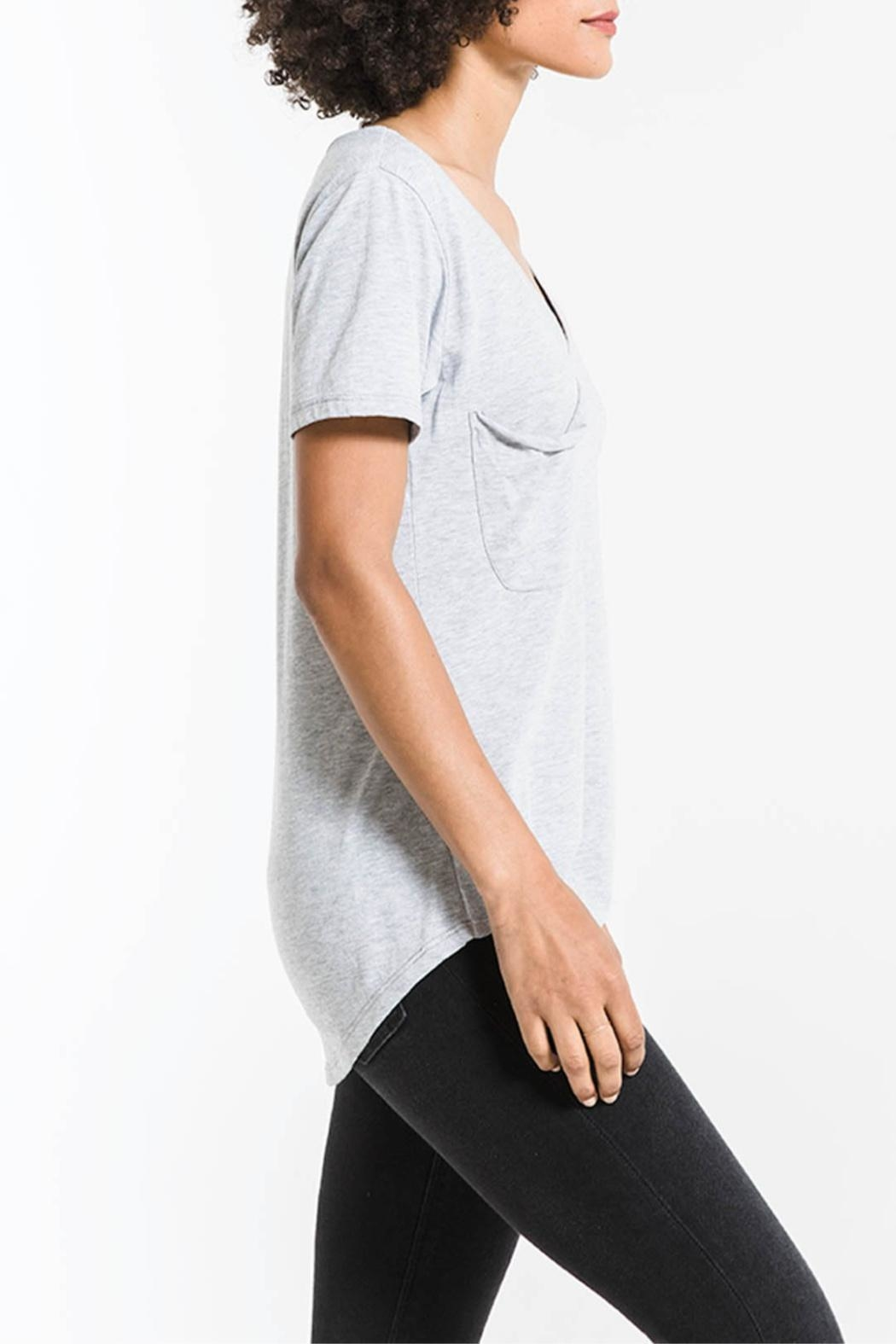 Z Supply  The Pocket Tee - Side Cropped Image
