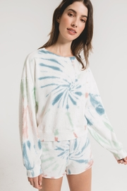 Zsupply Tie Dye Pullover - Product Mini Image