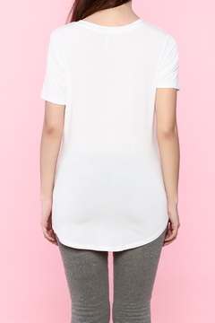 Shoptiques Product: Rayon Short Sleeve Tee