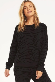 ZsupplyFitWear Boutique Tiger Crew Neck - Product Mini Image