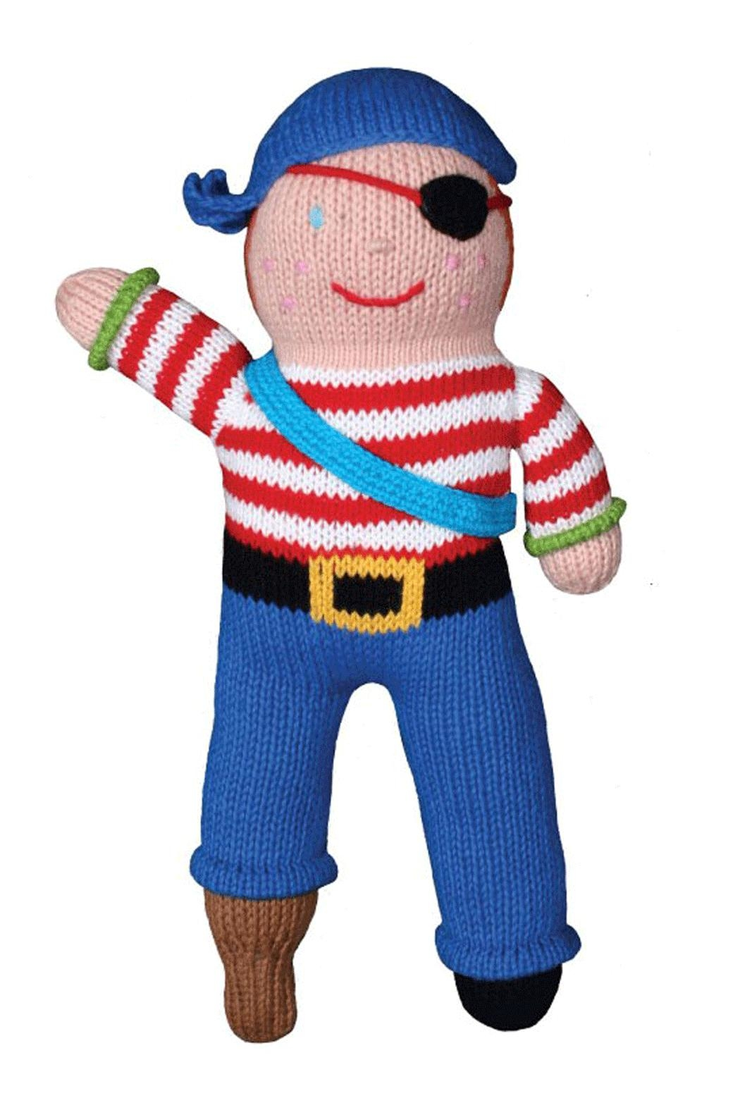 Zubels Hand Knit Pirate - Main Image