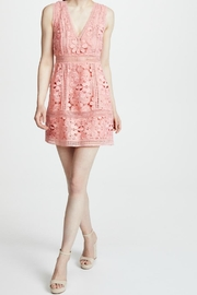 Alice + Olivia Zula Lace Dress - Side cropped