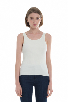 Comune Zuma Rib Scoop Neck Tank - Product List Image