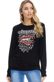 Zutter Amore Graphic Tee - Product Mini Image