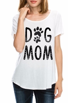 Zutter Dog Mom Tee - Alternate List Image