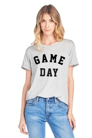 Zutter Game Day Tee - Product Mini Image
