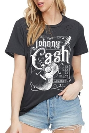 Zutter Johnny Cash Tee - Front cropped