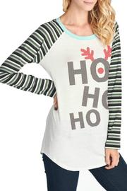 Zutter Long Sleeve Holiday Tee - Product Mini Image